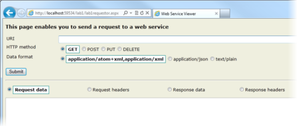Consume a WCF Data Service using XML | Peter McIntyre