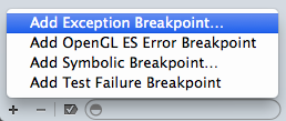 add-exception-breakpoint