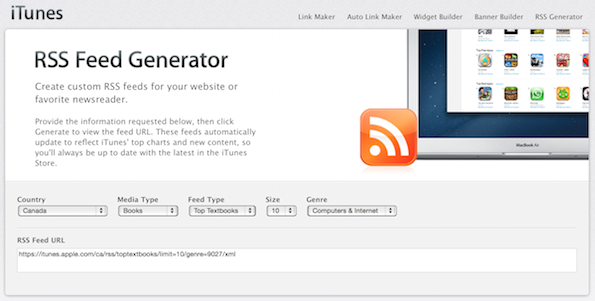 apple-rss-feed-generator