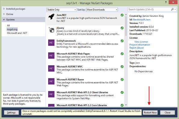 npm-update2