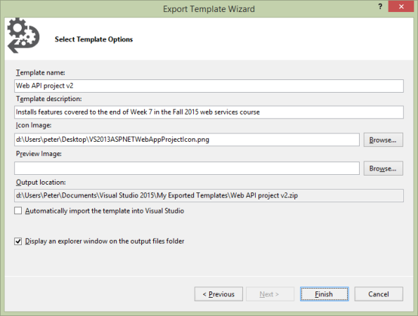 export-template-config