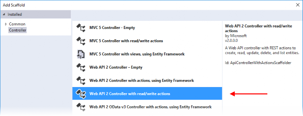 add-web-service-controller