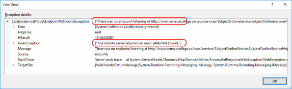 call-error-message